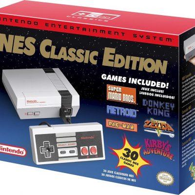 NES Classic Edition In Stock!