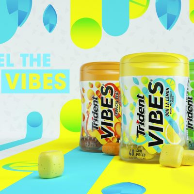$1 Off Trident VIBES Gum at HEB Printable Coupon! #TridentVIBESatHEB #feelthevibes