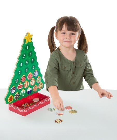 Melissa & Doug Countdown to Christmas Advent Calendar On Sale Just $16.99 (Reg $20)