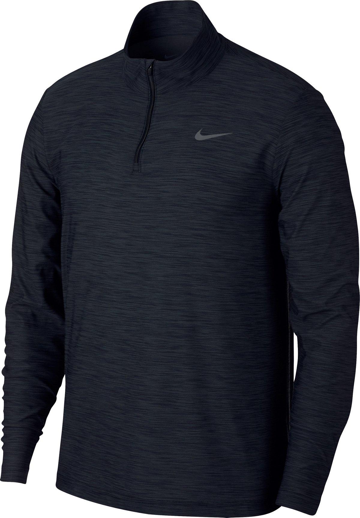 2-Pack Nike Men's Breathe Dry 1/4 Zip Training Pullover Just $37