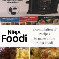 ninja foodi recipes