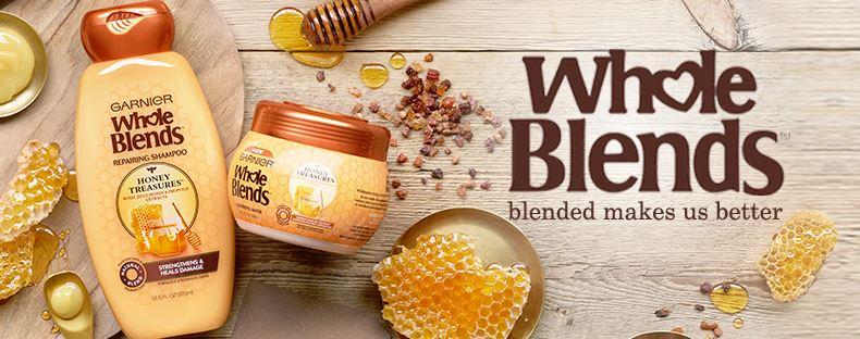 Free Sample Garnier Honey Treasures Hair Mask