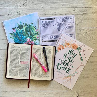 90 Day Summer Bible Reading Journal Just $9.99 (Reg $18)