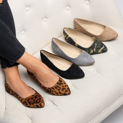 Classic Ballet Flats / Free Shipping Just $19.99