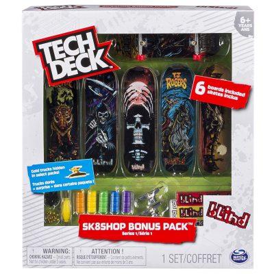 Tech Deck – Sk8shop Bonus Pack (styles vary) *Discounted*