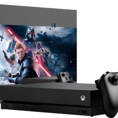 Microsoft – Xbox One X 1TB Star Wars Jedi: Fallen Order Deluxe Edition Console Bundle Just $350 (Reg $500) *HOT*