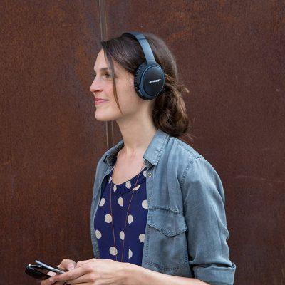Bose SoundLink Around Ear Wireless Headphones II – Black *Holiday Savings*