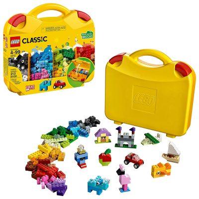 LEGO Classic Creative Suitcase 10713 Building Kit (213 Pieces) *Cyber Week Deals*
