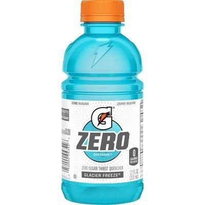 Gatorade Zero Sugar Thirst Quencher, Glacier Freeze, 12 Ounce, 24 Count – $8.00 ($0.03 / Fl Oz) (REG. $11.96 ($0.04 / Fl Oz)) – Shipped Right To Your Door!