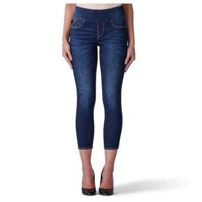Women's Rock & Republic™ Fever Pull-On Crop Skinny Jeans Just $14.39 (Reg $60)