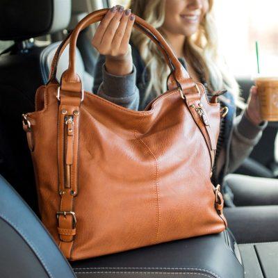 Burch Handbag / 4 Colors Just $34.99