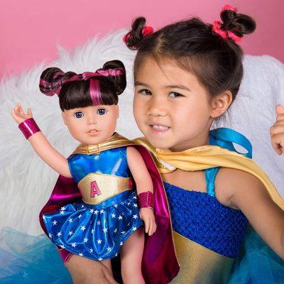 Adora Amazing Girls 18-inch Doll Super Power Astrid Limited Edition (Amazon Exclusive) – $51.99 (REG. $69.99)
