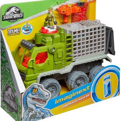 Fisher-Price Imaginext Jurassic World Dinosaur Hauler – $23.12 (REG. $41.99)