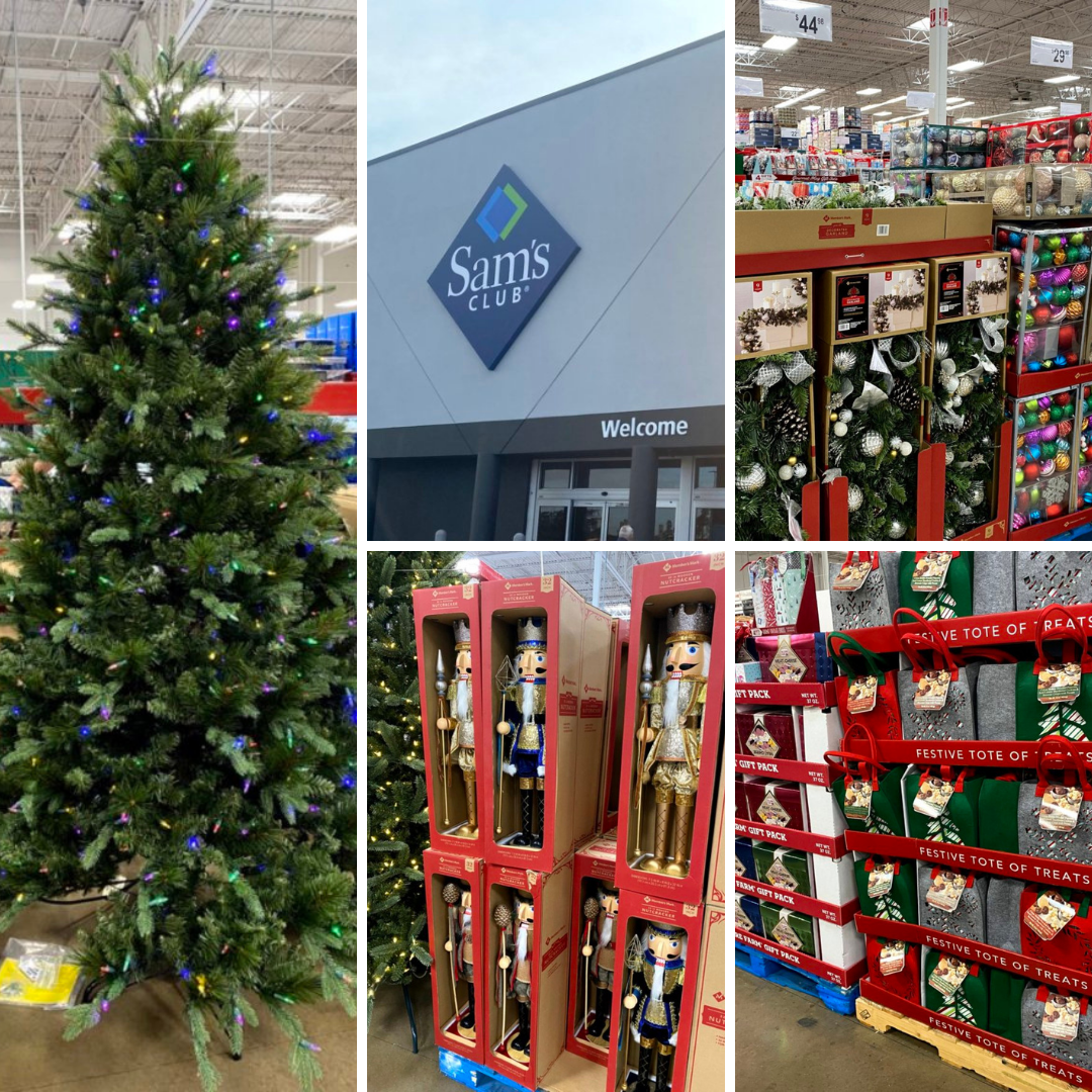 Sam's Club – $4700 in Instant Savings – Get STocked Up for the Holiday Season Today! PLUS Enter to Win a $100 eGift Card! #SamsClubHolidayPrep