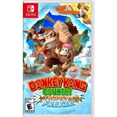 $39.99 (REG.  $59.99) – Donkey Kong Country: Tropical Freeze, Nintendo, Nintendo Switch